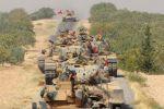 الاكراد يناشدون واشنطن التدخل لوقف الغزو التركي لشمال سوريا