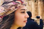 هبة اللبدي: إرادة الإنسان هي أقوى الأسلحة التي يمتلكها! ...يوسف شرقاوي