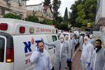 اسرائيل: بدء حظر التجول الشامل وارتفاع عدد الاصابات بفيروس كورنا الى  945 إصابة بينها 20 بحالة خطيرة