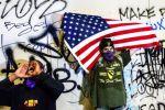 الانتخابات الأميركية: بايدن ينعت ترامب بالعنصري