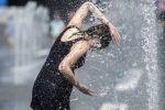الصحة الاسرائيلية تحذر من موجة حر خطيرة الايام القادمة