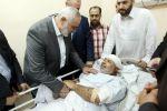 بعد فشل اغتياله بغزة- أبو نعيم يغادر المستشفى