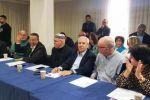 مشاركة شخصيات ووزراء فلسطينيين سابقين في 'برلمان السلام' بتل أبيب تثير جدلا في الأوساط الفلسطينية