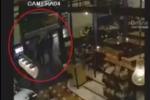 فيديو جديد .. لحظة دخول منفذي عملية تل أبيب المجمع التجاري