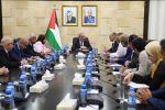 الحكومة الفلسطينية تُقرر صرف 350 ملبون شيكل من الديون المترتبة عليها للموردين والقطاع الخاص والمستشفيات