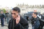 الاحتلال يحوّل المعتقلين حاتم عبد القادر ومصطفى عرفات للاعتقال المنزلي