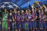 بالفيديو:برشلونة بطلاً لدوري ابطال أوروبا بثلاثية تاريخية في يوفنتوس