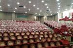 'بكدار': اكتمال الأعمال في مسرح جامعة القدس المفتوحة في نابلس