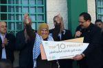 معلمة فلسطينية من افضل 10 مدرسين في العالم