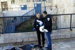 شهيد وجريحة في القدس بدعوى طعن جنديين