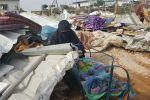 الاحتلال يقتحم مدن الضفة ويعتقل 12 مواطناً وهدم 6 بركسات في الخليل