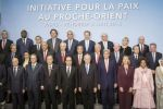 بدء اجتماعات مؤتمر باريس للسلام