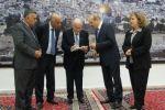 بلاتر يصل فلسطين الاربعاء وسط قلق اسرائيلي من مواجهة مرتقبة في