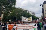باريس- مظاهرة تطالب بالإفراج عن المناضل جورج عبد الله والأسرى