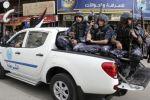 فرار 6 موقوفين من نظارة توقيف مديرية شرطة نابلس