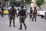إصابات في صفوف الأجهزة الأمنية باشتباكات خلال حملة أمنية بمخيم جنين