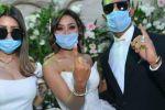 زفاف شقيقة محمد رمضان ينتهي بطريقة غير متوقعة