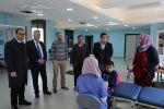 النقيب يزور جمعية ياسمين الخيرية ويناشد المهندسين بتقديم المساعدة