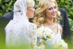 شاهد الصور: حفل زفاف شقيقة باريس هيلتون يتكلف مليار دولار