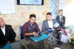 محمد عساف يطلق عمله الغنائي الجديد في بيت حليمة 'مكانك خالي '... والجنسية الاردنية مصدر اعتزاز وفخر لي