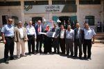 بنك القدس يسلم الفائزتين من طوباس سيارة أوبل كورسا2015 والفائز من عتيل راتب بقيمة 500 دولار