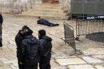 إصابة شاب بدعوى الطعن في القدس