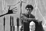 'ألبرتو جياكوميتي ' ..عملاق الفن في القرن العشرين  ....عبد الهادي شلا