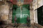 عقب إغلاق الاقصى- إسرائيل تدعو الأردن إلى 'ضبط النفس'