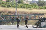 الاحتلال يشدد إجراءاته العسكرية شمال غرب نابلس