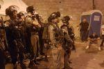 21 إصابة بالرصاص- الاحتلال يهاجم المصلين بباب الاسباط