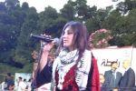 بالصور: فرقة حنين للأغنية الفلسطينية تحيي أمسية وطنية فلسطينية