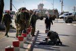 الاحتلال يصيب شابًا على مفترق عتصيون