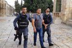 الأوقاف الأردنية: نتابع بقلق ما يتعرض له حراس الأقصى من قبل السلطات الاسرائيلية
