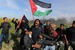 هيئة فلسطينية: 54 من جرحى المجزرة الإسرائيلية في حالة 'موت سريري'