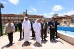 جدل في غزة بسبب منزل السفير القطري