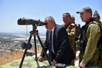 ليبرمان يحذر سوريا : لا تختبرونا