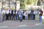 بمناسبة الذكرى الثامنة عشر لرحيل امير القدس  القوى والفعاليات المقدسية تنظم وقفة امام بيت الشرق