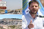 خطة وزير مواصلات الاحتلال سموتريتش لضم الضفة