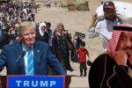 ترامب يسعى لتحالف عسكري يضم 4 دول عربية وإسرائيل