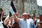 عشراوي: تمسكنا بالثوابت الوطنية وحماية القدس من مخططات إسرائيل الاستعمارية انتصار لإرث فيصل الحسيني النضالي