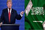 دونالد ترامب: السعودية لا تملك سوى المال والولايات المتحدة الامريكية تحميها