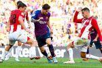 رشلونة يواصل نزيف النقاط في الدوري الإسباني ودربي مدريد أبيض