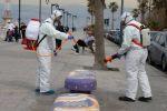 عدد المصابين بفيروس كورونا في العالم يتجاوز 100 ألف شخص