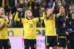 السويد تهزم إسبانيا وتقطع سلسلة مذهلة من