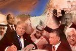 الوجه الحقيقي لصفقة القرن ...بقلم: أحمد قبها