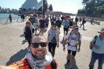 انطلاق مسيرة 'الاعتراف بالدولة الفلسطينية' مشيا على الاقدام في استراليا