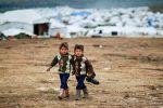 اللاجئ السوري، بين مطرقة النظام وسندان الإرهاب....اسامة قدوس