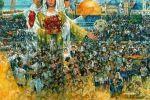 ذاكرة القدس في الفن التشكيلي الفلسطيني...بقلم: زياد جيوسي