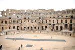 اِنطلاق ترميم قصر الجم ثالث أكبر مسرح روماني في العالم