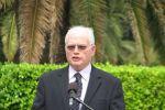 عاموس جلعاد: السيسي (معجزة) بالنسبة لإسرائيل